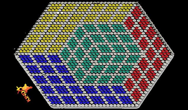 free-beading-pattern